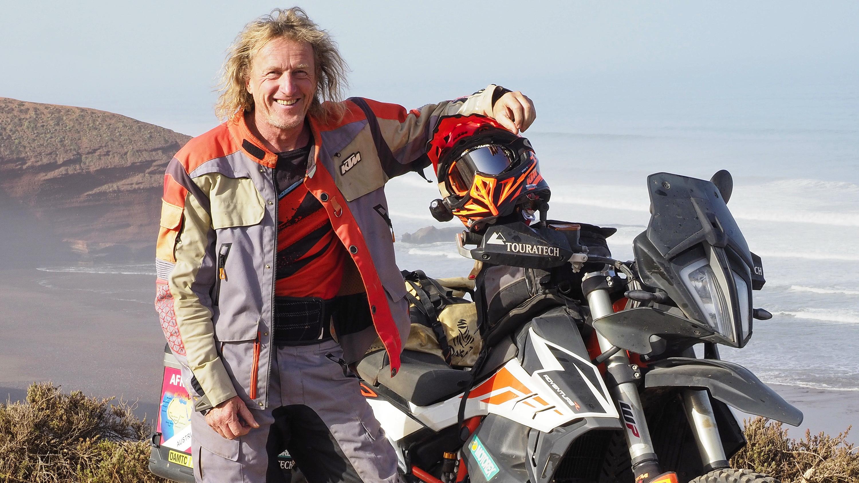 Inside Afrika - Live Reportage, Joe Pichler