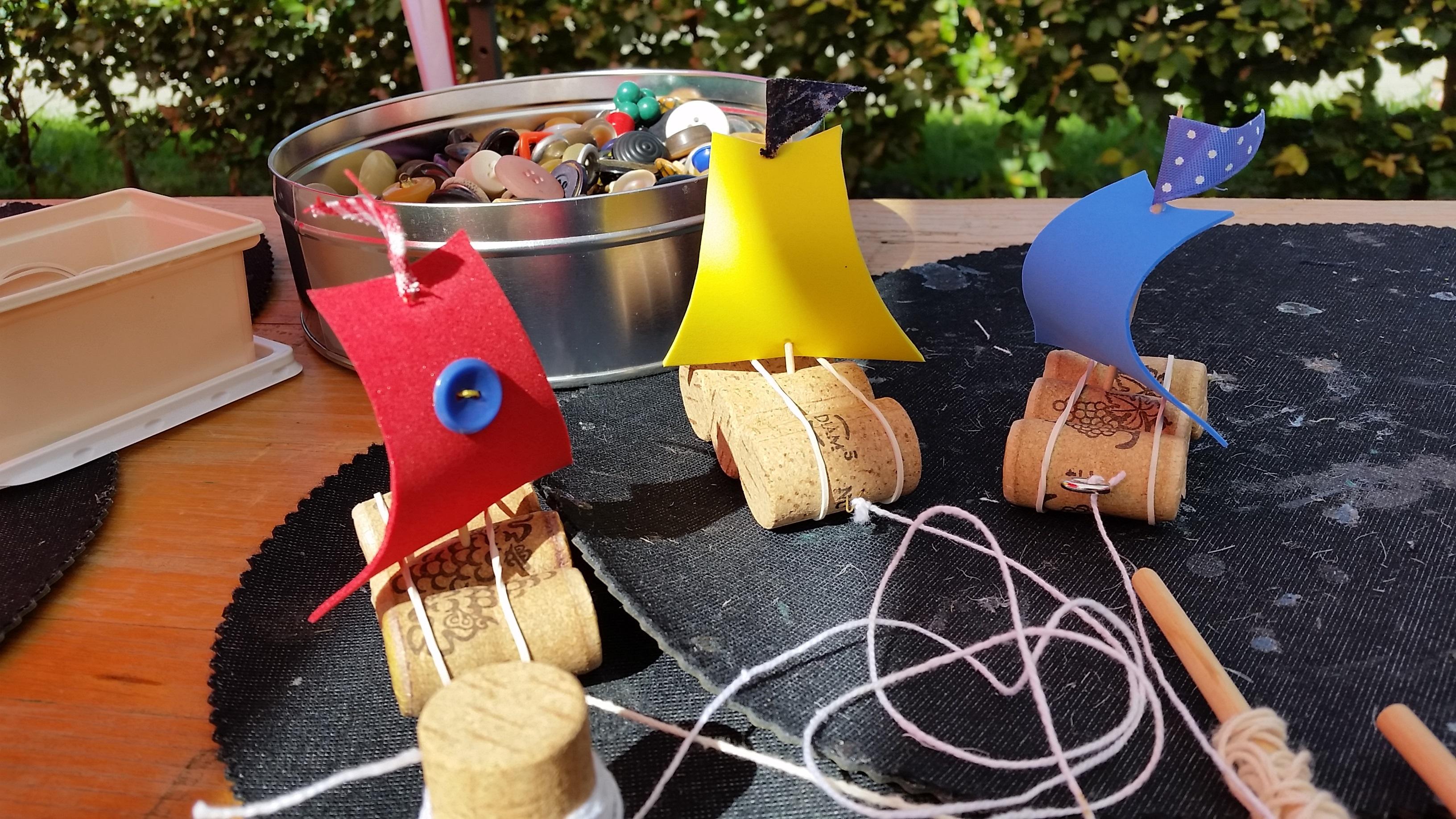 Kreative Sommerferienangebote für Familien und Gruppen